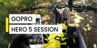 GoPro Hero 5 Sessione Recensione