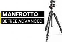Manfrotto Befree advanced recensione