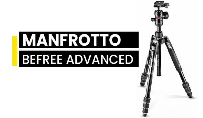 Manfrotto Befree advanced recensione