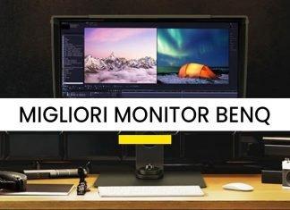Migliori monitor BenQ per la fotografia