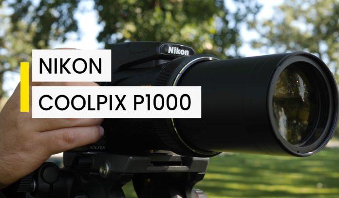 Nikon Coolpix P1000 Recensione