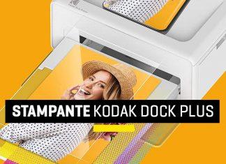 Stampante Kodak Dock Plus