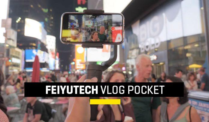 Feiyutech Vlog Pocket Recensione