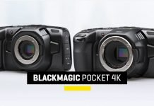 Blackmagic Pocket 4k