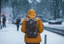 Come fotografare al freddo