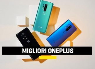 Migliori smartphone Oneplus