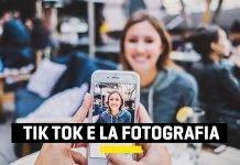 Tik Tok e la fotografia