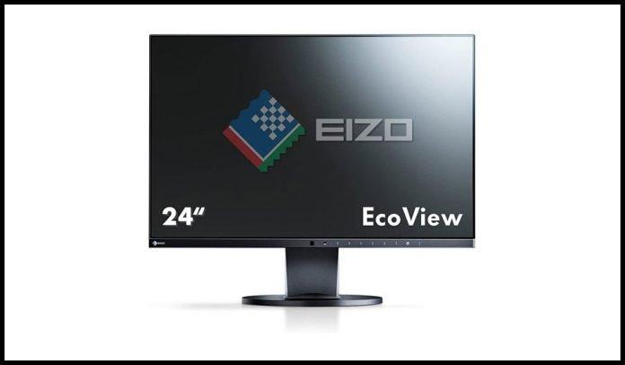 Eizo EV2450-BK Recensione