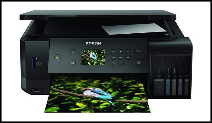 Recensione della Epson ET7700