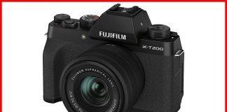 Recensione della Fujifilm X-T200