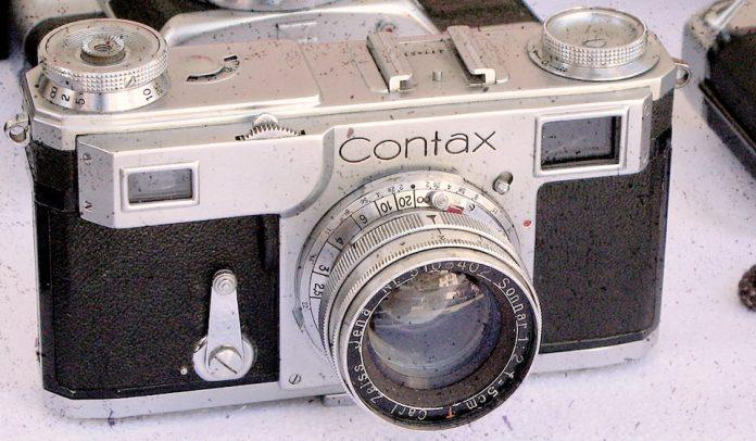 Fotocamera a telemetro