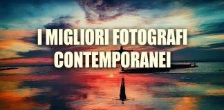 Migliori fotografi contemporanei