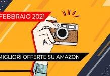 Le migliori offerte di Amazon sulla fotografia