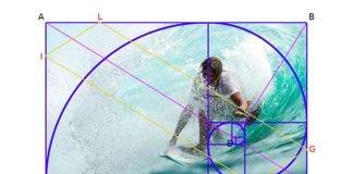 Geometria della sezione aurea