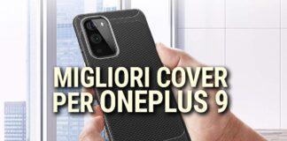 Migliori cover per Oneplus 9