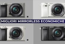 Migliori mirrorless economiche del 2021