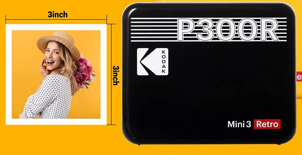 La recensione della Kodak Mini 3, l'ultima fotocamera istantanea dello storico marchio che prova a conquistare il mercato.