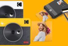 Recensione della Kodak Mini Shot 3