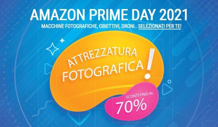 Amazon Prime Day Fotografia 2021