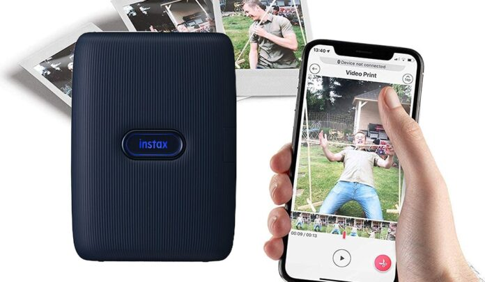 Fujifilm Instax Mini Link recensione-min
