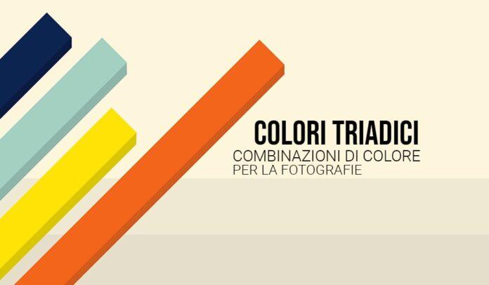 Colori triadici nella fotografia