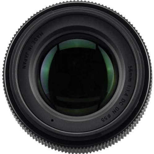 Sigma 56mm F1.4