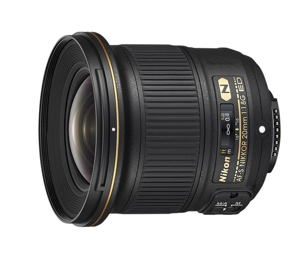 Recensione Nikon 20mm F 1.8
