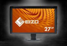Recensione del monitor Eizo CG2730
