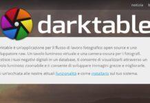Recensione Darktable